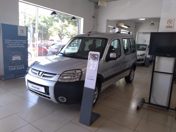 Peugeot Partner Patagónica 1.6 Hdi Vtc Plus 92