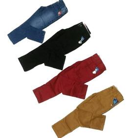 Calças Jeans Infantil Infantis Menino Masculino Skymmy 16an