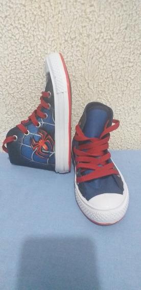 Tênis Homem-aranha