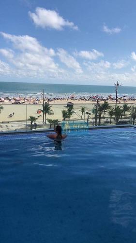 Imagem 1 de 30 de Apartamento Com 2 Dormitórios À Venda, 80 M² Por R$ 690.000,00 - Boqueirão - Praia Grande/sp - Ap0567