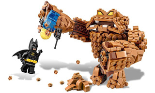 Lego Batman Vs Clayface