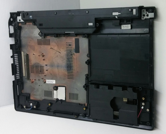 Tampa Inferior P/ Notebook Megaware Meganote 4129 M3 Series.