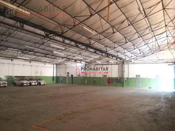 Galpão Industrial À Venda, Vila Gea, São Paulo - Ga0120. - Ga0120