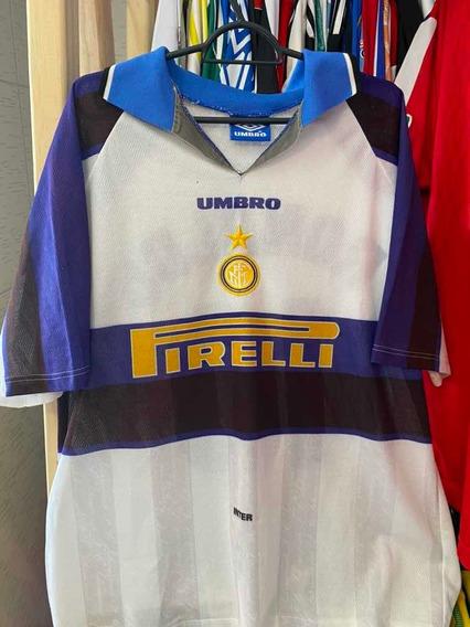Camisa Inter De Milão Ronaldo 10