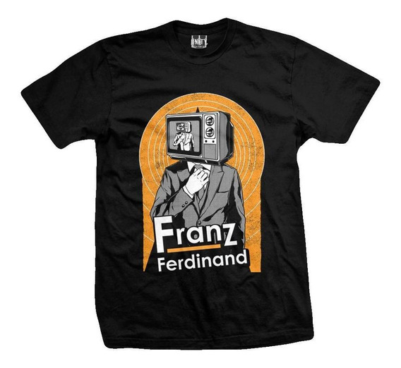 Remera Franz Ferdinand Take Me Out