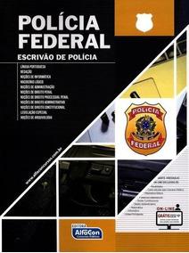 Apostila Polícia Federal - Escrivão De Polícia (alfacon)