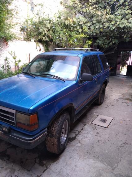 Ford Explorer 3 Puertas V6 4.0