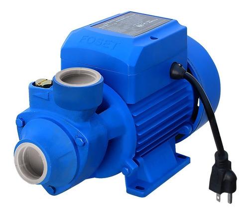 Bomba Eléctrica Periférica Agua 1/2 Hp, Foset Foset 49877