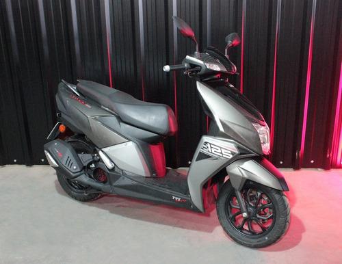 Tvs Ntorq 125 Usado - Moto 125cc  Scooter Usado