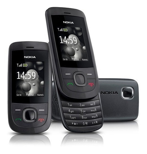 Nokia 2220 Seminovo Só Vivo