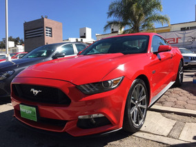 Ford Mustang 5.0l Gt V8 At Rojo Hangar