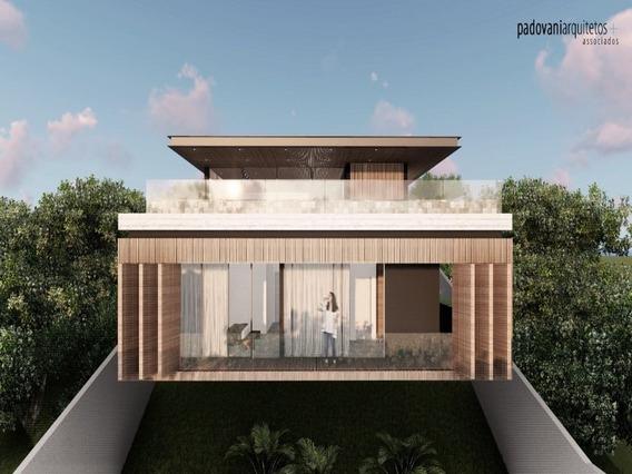 Terreno Em Condomínio, Terras De Jundiaí, Com Projeto Aprovado De Construção - Te08142 - 32617332