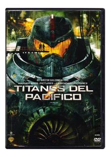 Titanes Del Pacifico Guillermo Del Toro Pelicula Dvd