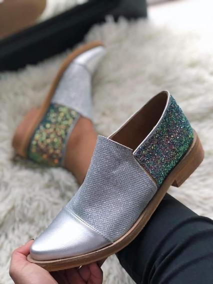 Zapatos Naomi Cuero