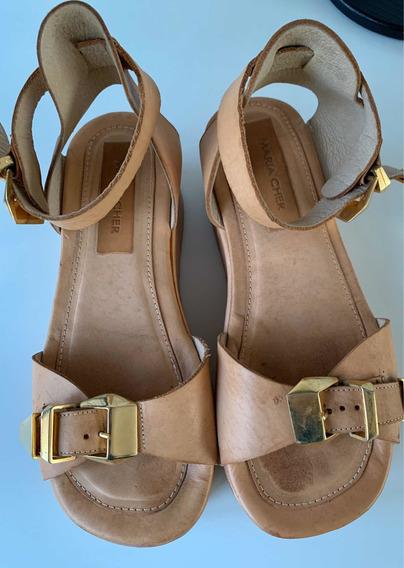 Zapatos Sandalias Con Plataforma Maria Cher