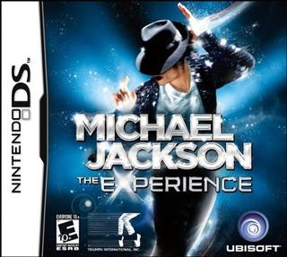 Michael Jackson La Experiencia De Nintendo Ds