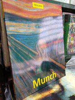 Munch Ulrich Bischoff -rf Libros Pintura Taschen