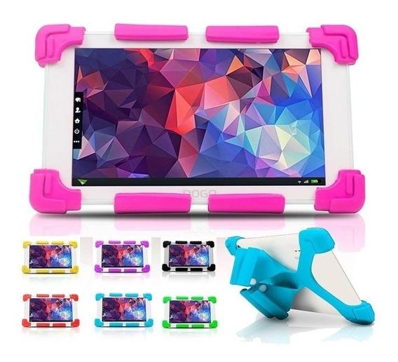 Forro Soporte Antichoque Protectora Para Tablet 7
