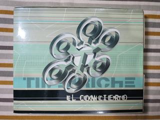 Timbiriche El Concierto Contiene Postales Vhs 1999
