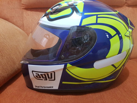 Capacete Agv K3 Winter Test Vr46