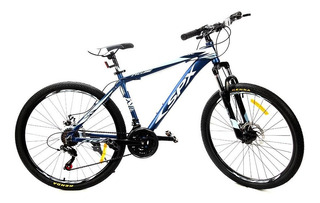 Bicicleta Mtb Spx R26 Aluminio Freno Disco Suspensión 21v