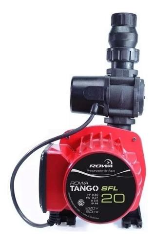 Plan Canje Bomba Rowa Presurizadora Tango Sfl20 Retira Ngcio