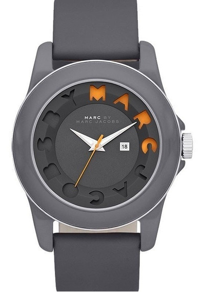 Relógio Marc Jacobs Feminino Cinza Ebm4012