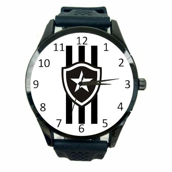 Botafogo Relógio Masculino Promoção Oferta Novidad Time T579