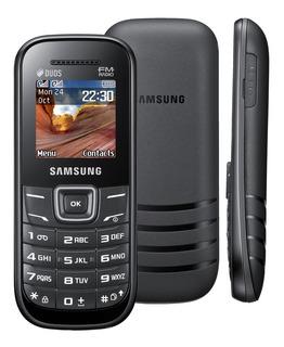Celular Samsung Gt-e1207 Dual Chip Novo Antena Rural Leia!!!