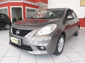 Nissan Versa 1.6 Flex 4p 2012 Completo