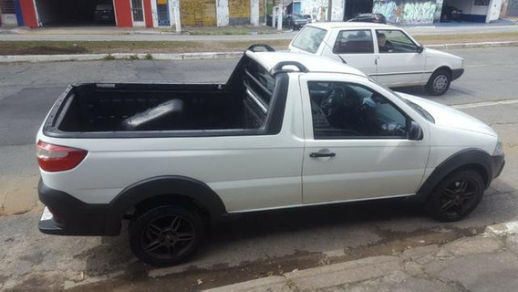 Fiat Strada 2016, Working Ar Direção Rodas Som Bancos Advent