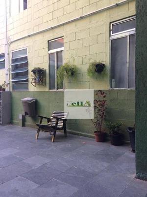 Apartamento Com 2 Dormitórios À Venda, 46 M² Por R$ 155.000 - Conjunto Habitacional Presidente Castelo Branco - Carapicuíba/sp - Ap1082