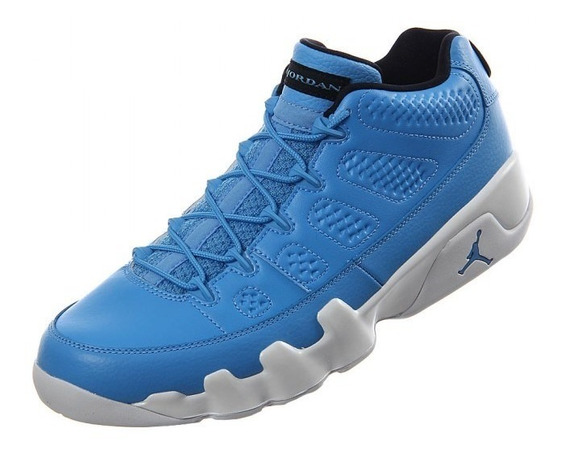 Tenis Air Jordan 9 Retro Low North Carolina Nuevo Originales
