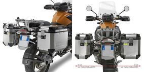 Suporte Lateral R1200gs Outback Pl684cam