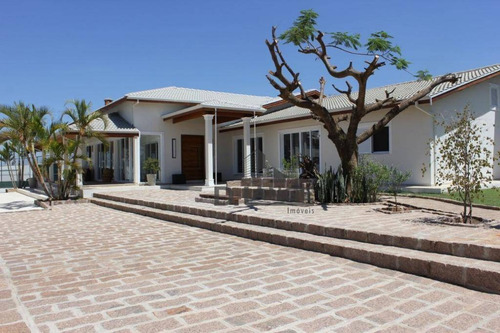 Casa À Venda, 800 M² Por R$ 3.200.000,00 - Vale Das Laranjeiras - Indaiatuba/sp - Ca12176