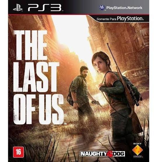 The Last Of Us Português Dublado (ps3) Promoção