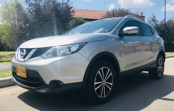 Nissan Qashqai Advanced 2018