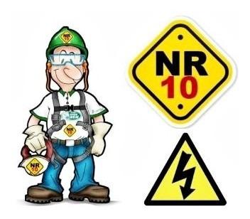 Treinamento De Nr-10 Com Certificação