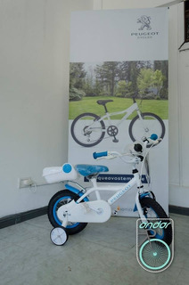 Biclicleta Peugeot Junior Rod 12