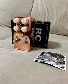 Pedal Xotic Rc Booster Scott Henderson