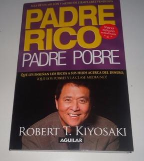 Libro En Fisico Padre Rico Padre Pobre Por Robert Kiyosaki