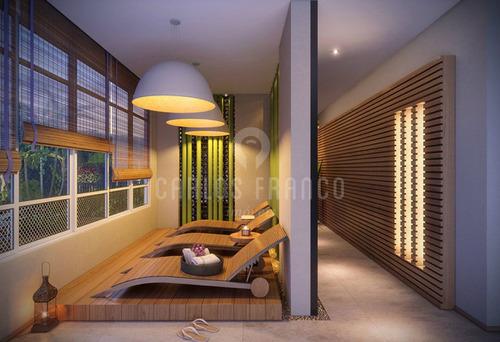 Studio: 25 M², 1 Banheiro E 1 Vaga No Melhor Da Aclimação - Cf61948