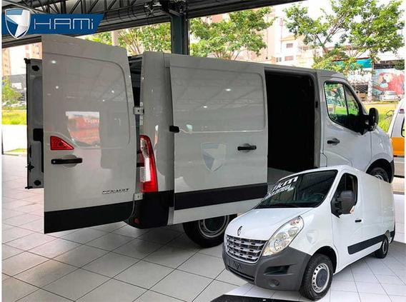 Renault L1h1 Master Furgão Branco 2020