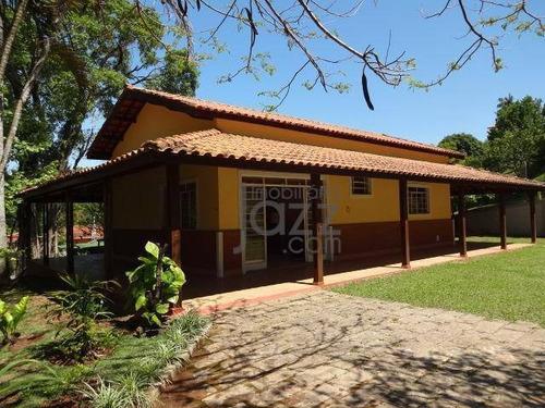 Imagem 1 de 12 de Chácara À Venda, 1200 M² Por R$ 750.000,00 - Condomínio Sítio Da Moenda - Itatiba/sp - Ch0224