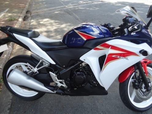 C B R 250cc Toda Prova 2012 Troca-se Por Cb 300r Flex 2015