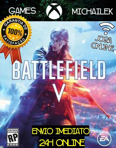 Battlefield V Xbox One Mídia Digital + Jogo Brinde