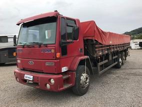 Ford Cargo 1722 - Carroceria 8.65m - Fernando