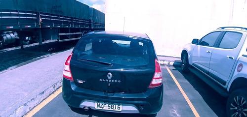 Imagem 1 de 4 de Renault Sandero 2012 1.0 16v Authentique Hi-flex 5p