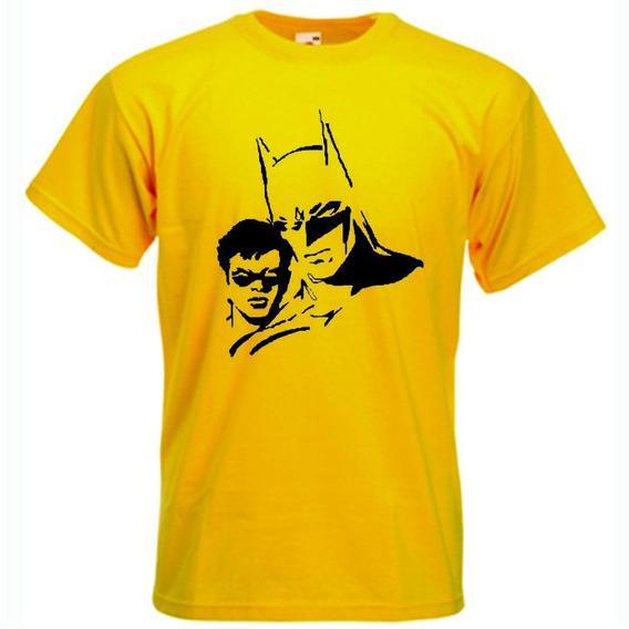 Remera Batman Y Robin