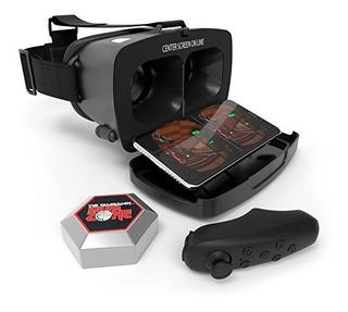 Lentes De Realidad Virtual, Control Y Audifonos Integrados
